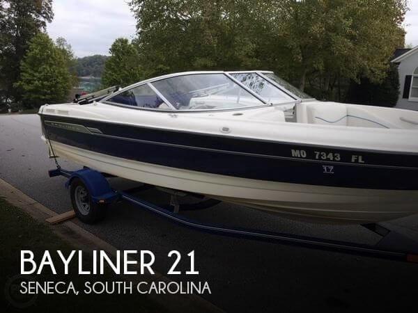 2006 Bayliner 21