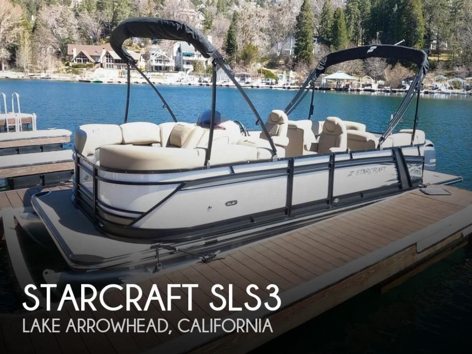 2019 Starcraft SLS 3