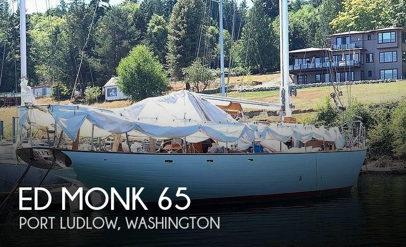 1946 Ed Monk Custom 65