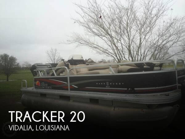 2012 Tracker 20