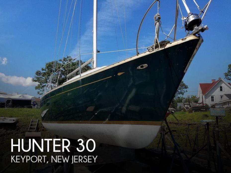 1975 Hunter 30
