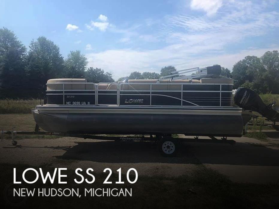 2017 Lowe SS 210