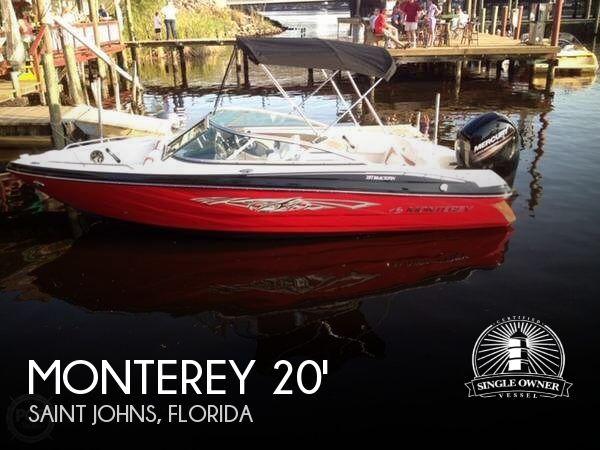 2013 Monterey 197FS Blackfin