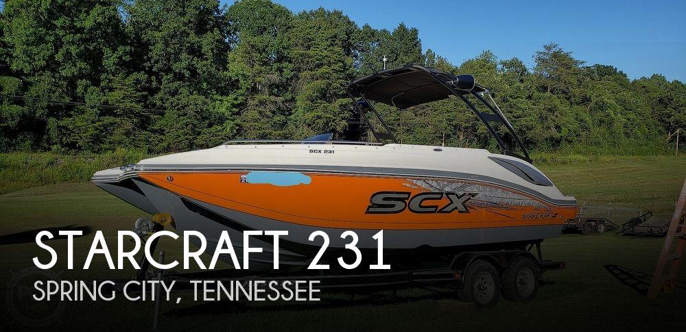 2018 Starcraft 231 SCX Surf Edition