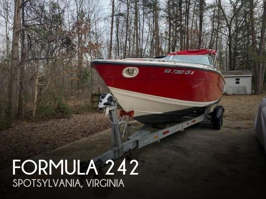 1987 Formula F 242 LS