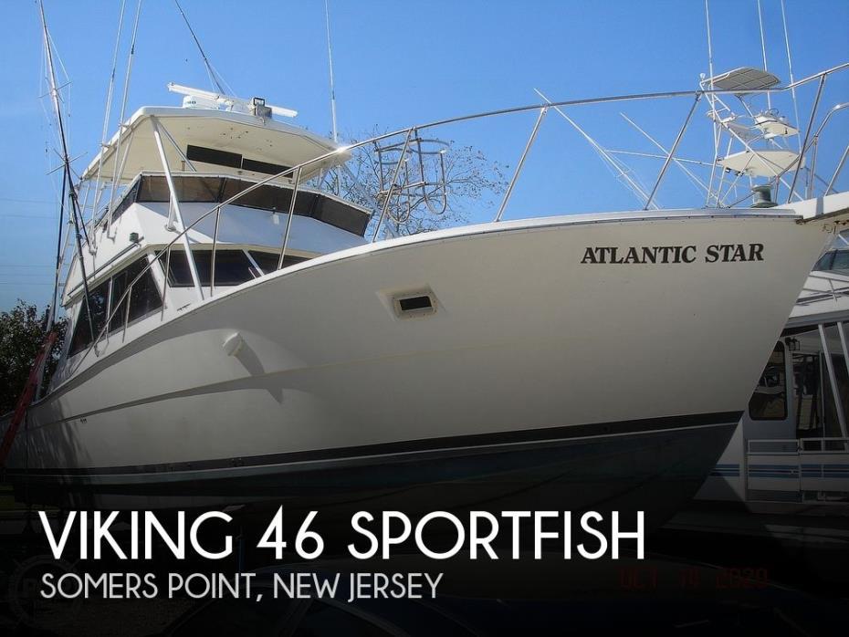 1982 Viking 46 Sportfish