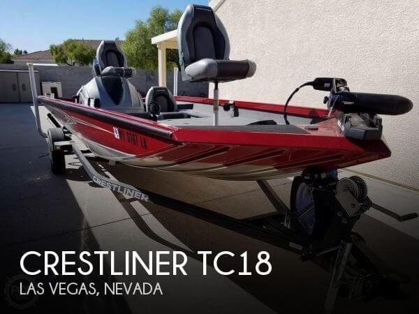 2015 Crestliner TC18