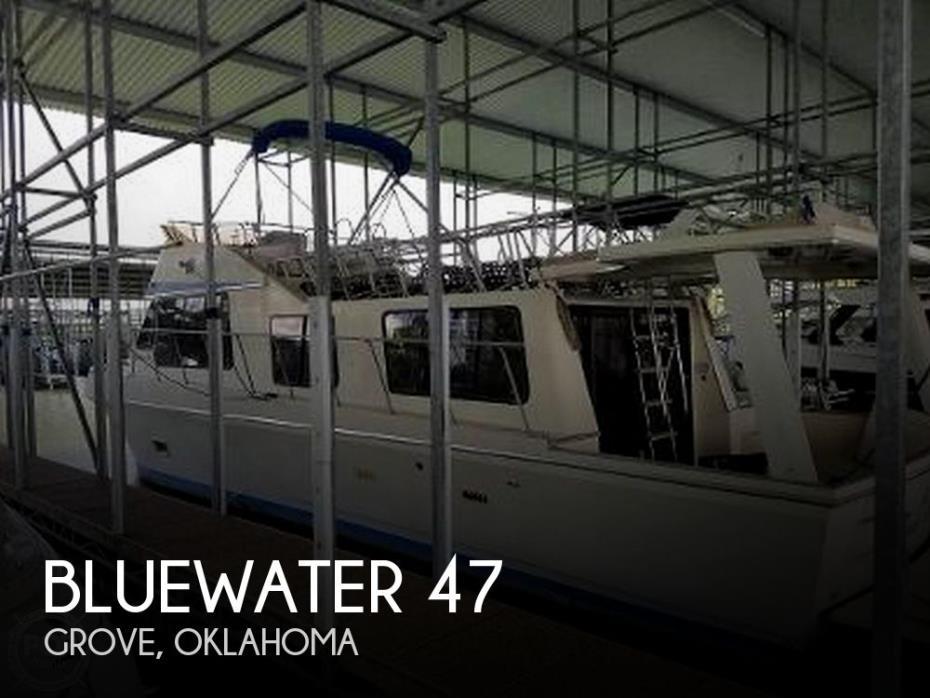 1980 Bluewater 47