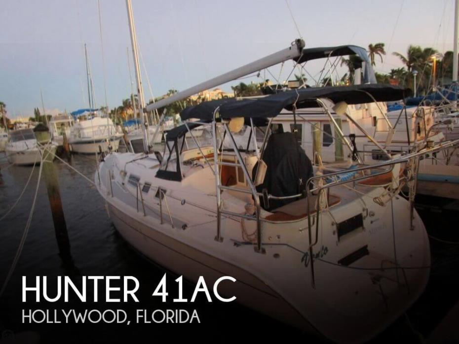 2004 Hunter 41AC
