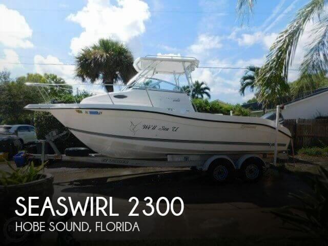 1999 Seaswirl 2300 Striper