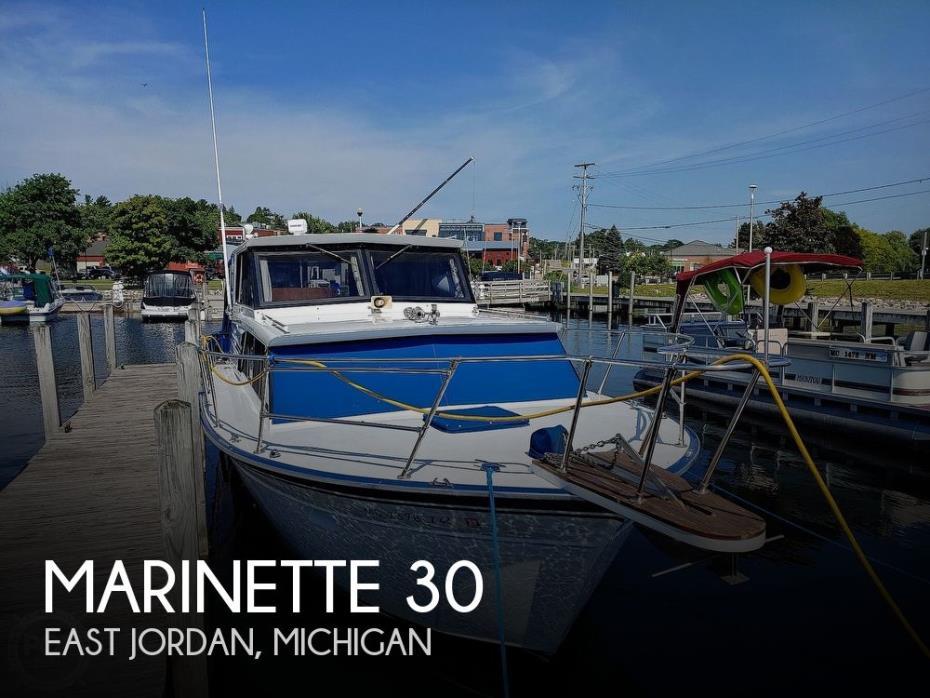 1988 Marinette 29 Sedan