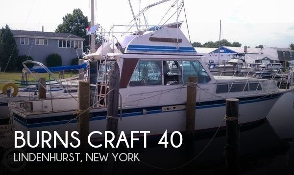 1980 Burns Craft 40