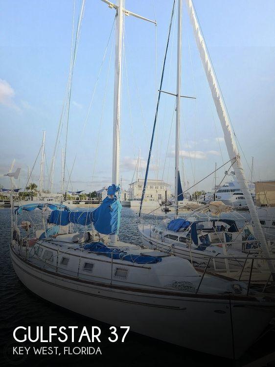 1976 Gulfstar 37