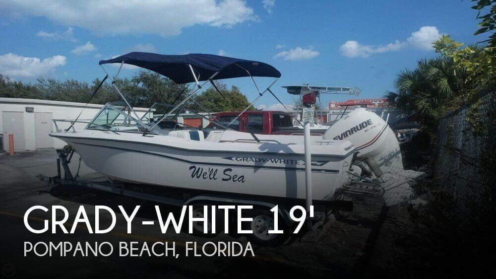 1986 Grady-White 190 Freedom 2007 Evinrude 200HP