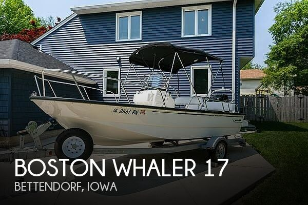 2015 Boston Whaler 17