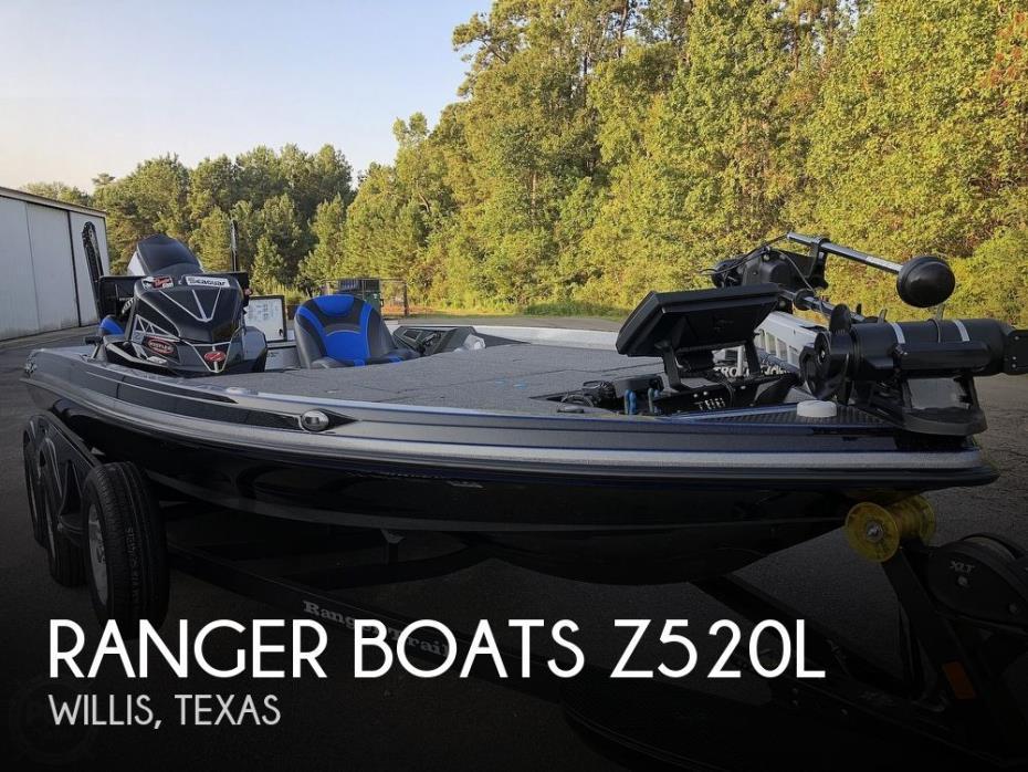 2019 Ranger Boats Z520L