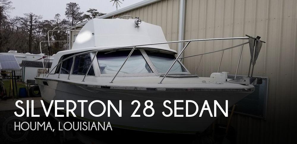 1975 Silverton 28 Sedan