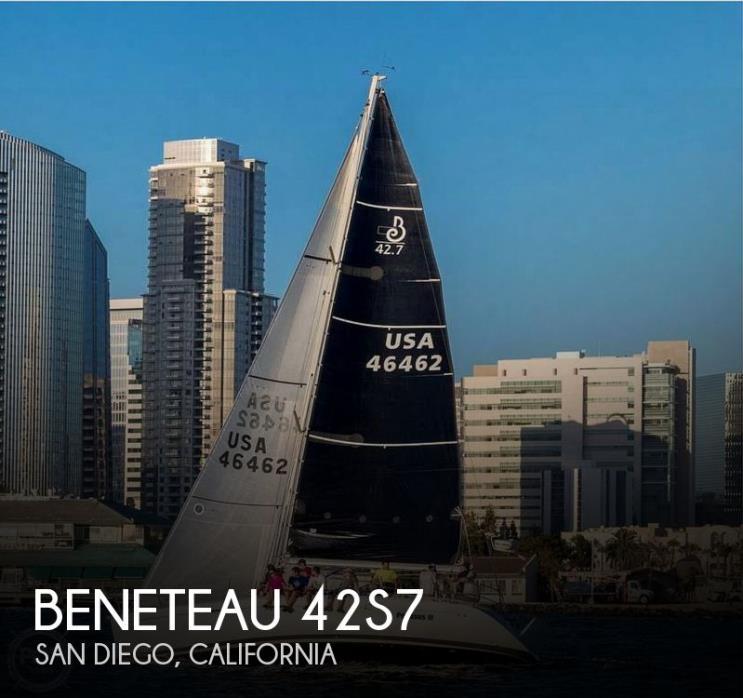 1995 Beneteau 42s7