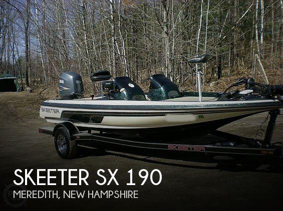 2008 Skeeter SX 190