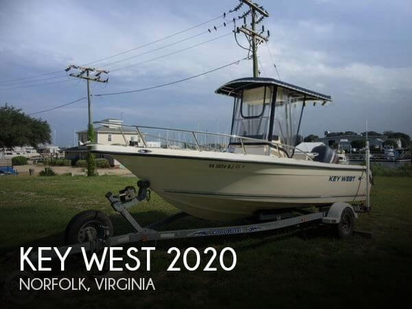 2003 Key West 2020 CC