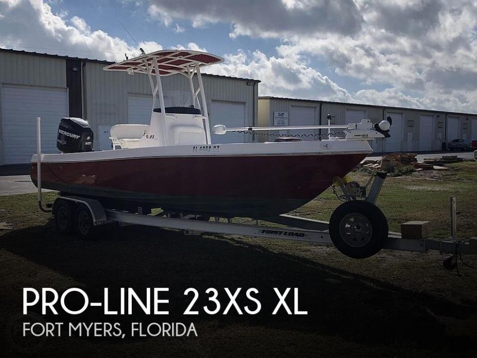 2008 Pro-Line 23XS XL