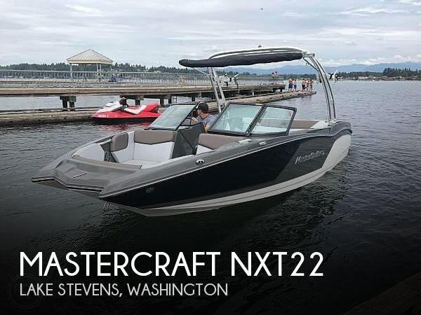 2017 Mastercraft NXT22