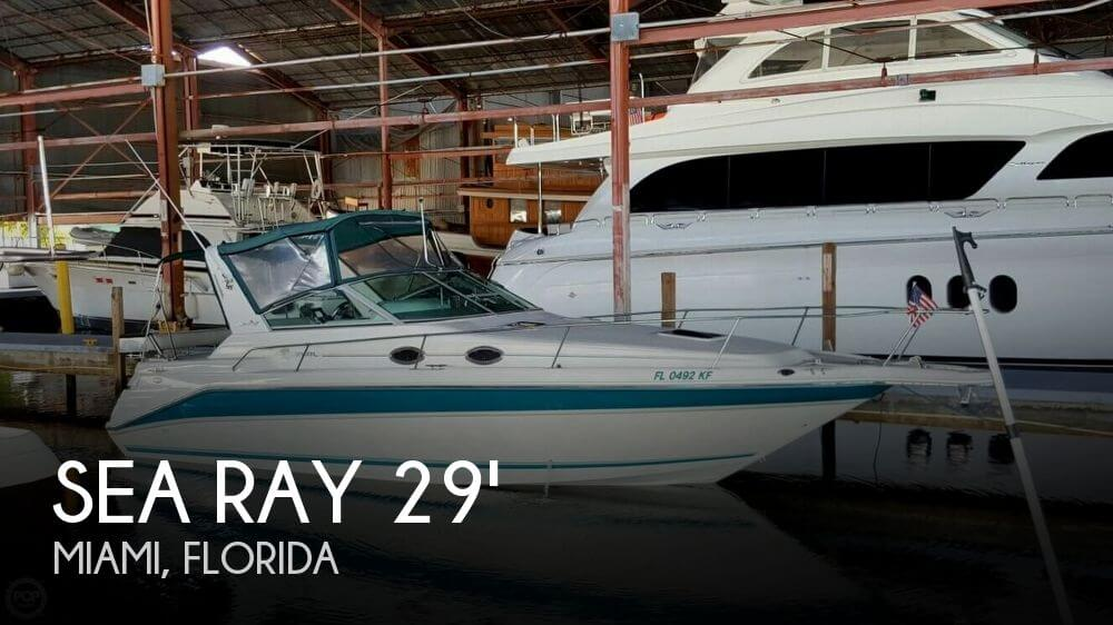 1994 Sea Ray 290 Sundancer