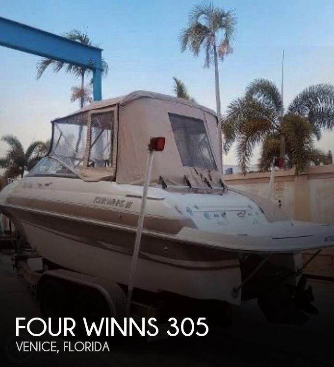 2003 Four Winns Sundowner 205