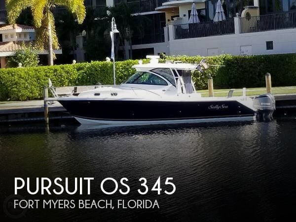 2013 Pursuit OS 345