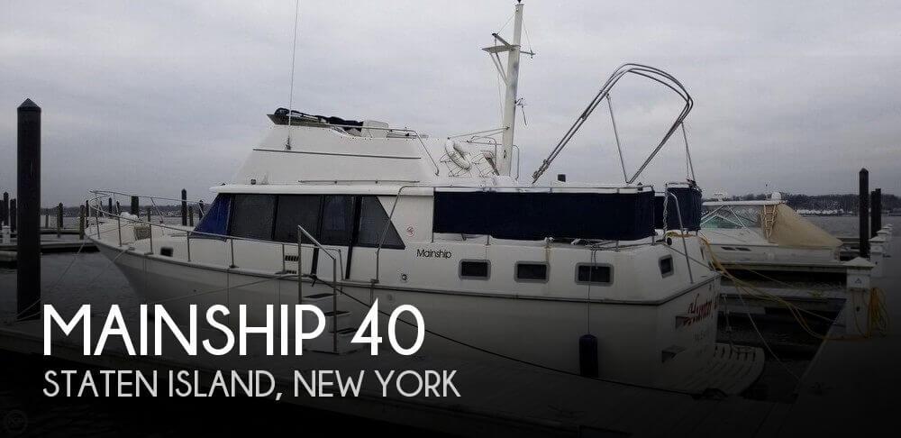 1986 Mainship 40