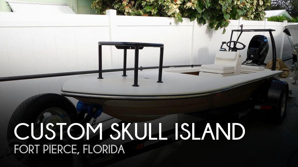 2013 Custom Skull Island