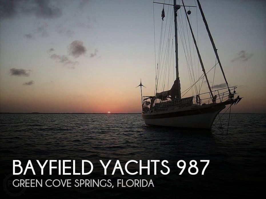 1987 Bayfield Yachts 36 Cutter