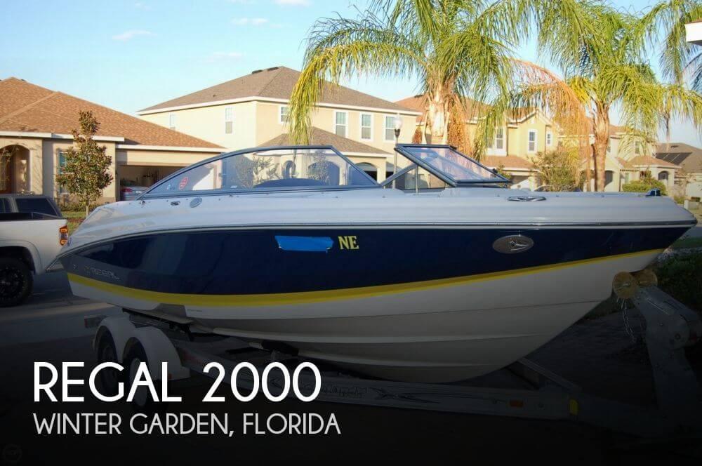 2006 Regal 2000