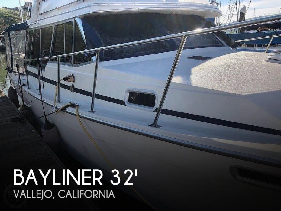 1988 Bayliner 3288 Motor Yacht