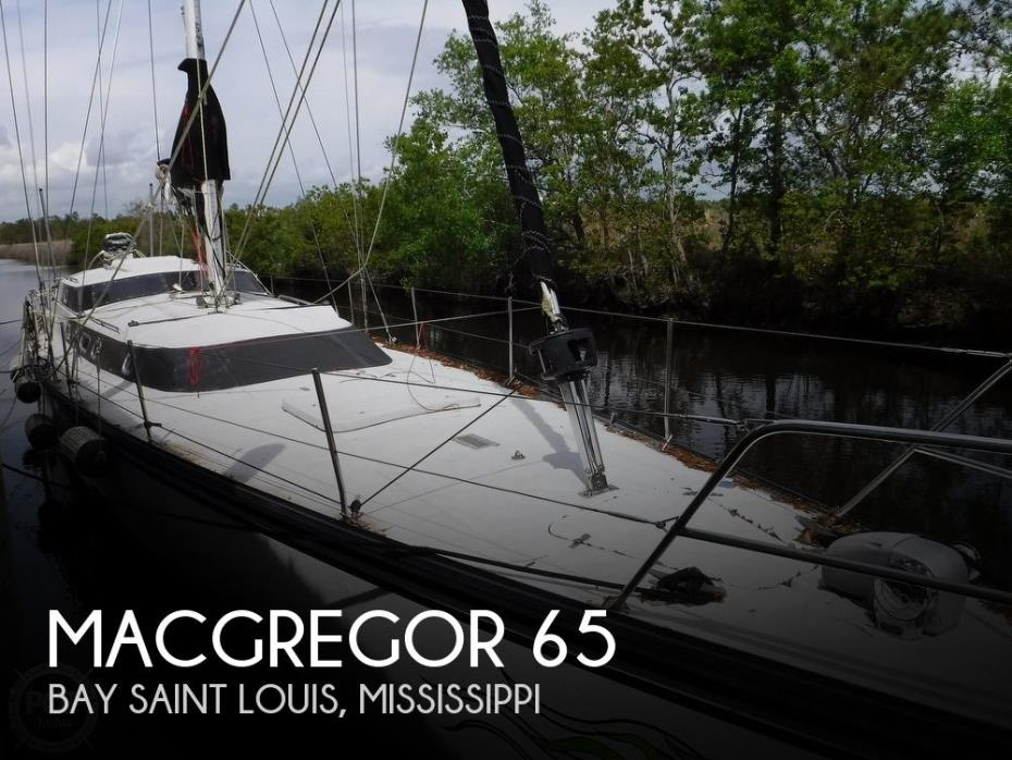 1990 MacGregor 65 Pilothouse