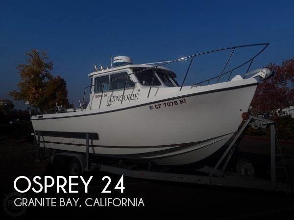 2005 Osprey 24 Fisherman