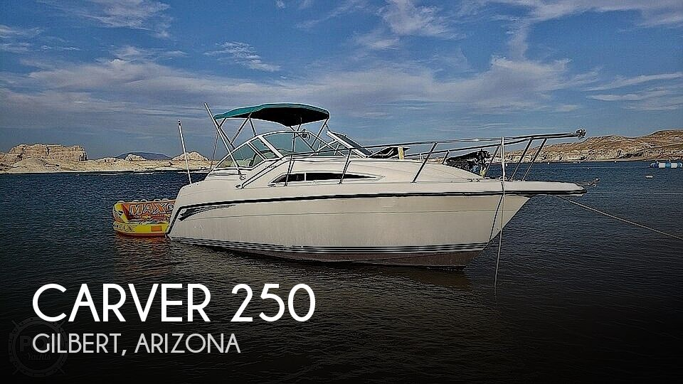 1994 Carver 250 Mid-Cabin Express