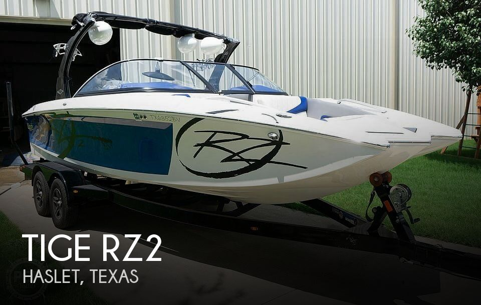 2013 Tige RZ2