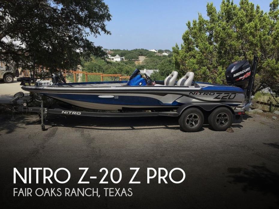2017 Nitro Z20 Pro