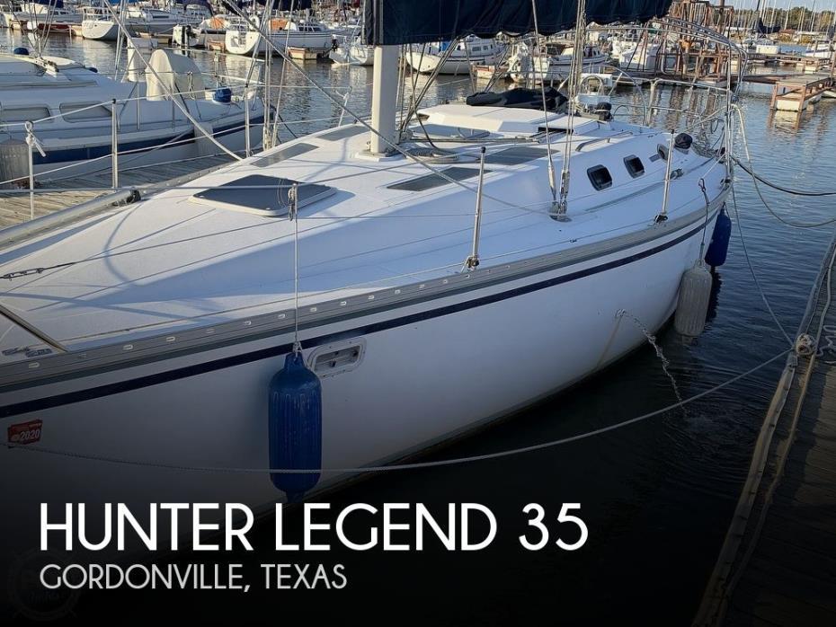1988 Hunter Legend 35