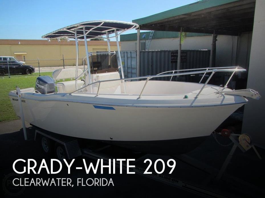 1994 Grady-White 209 Escape