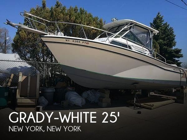 1986 Grady-White Sailfish 252