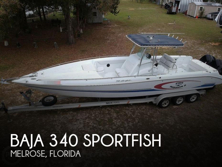 2003 Baja 340 Sportfish