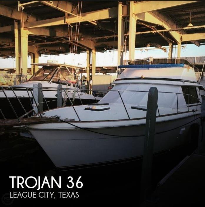 1980 Trojan F-36