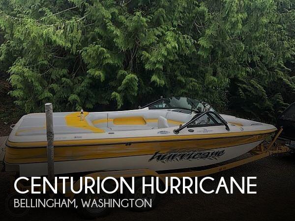 2002 Centurion Hurricane