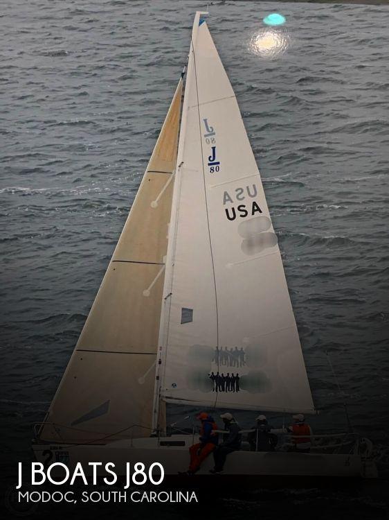1997 J Boats Tpi Composites J80