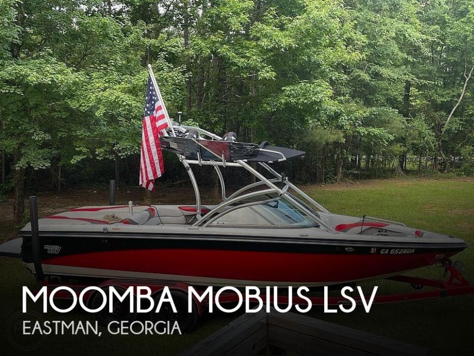 2008 Moomba Mobius LSV