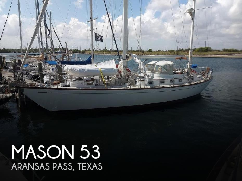 1984 Mason 53