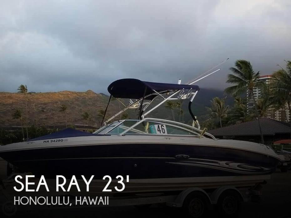 2005 Sea Ray 220 Select Bowrider