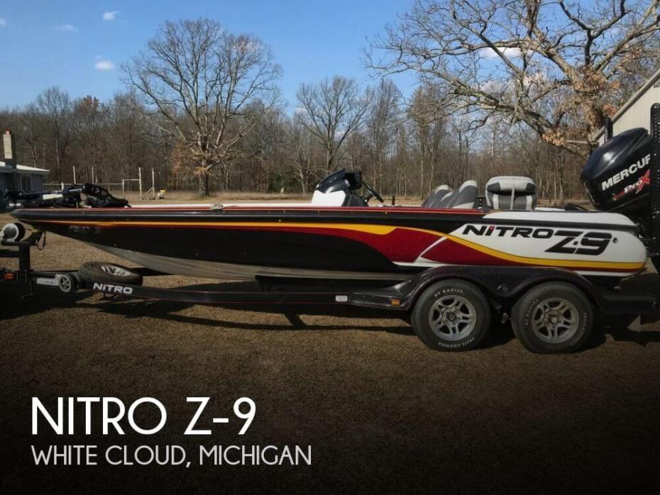 2012 Nitro Z-9